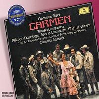 Teresa Berganza, Placido Domingo, Claudio Abbado – Bizet: Carmen