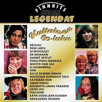 Various Artists.. – Suomilegendat - Kultainen 60-luku