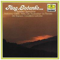 Orchestra del Teatro alla Scala di Milano, Claudio Abbado, Herbert von Karajan – Flieg, Gedanke... - Beliebte Opernchore