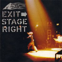 A+ – Exit Stage Right (Live)
