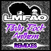 Přední strana obalu CD Party Rock Anthem [Remixes]
