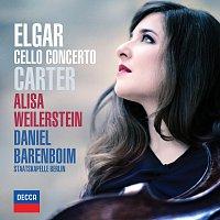 Alisa Weilerstein, Staatskapelle Berlin, Daniel Barenboim – Elgar & Carter Cello Concertos
