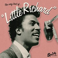 "Přední strana obalu CD The Very Best Of ""Little Richard"""