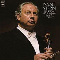 Isaac Stern – Bartók: Violin Sonatas No. 1 & 2 - Webern: 4 Pieces
