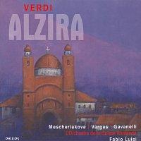 Marina Mescheriakova, Ramón Vargas, Paolo Gavanelli, Fabio Luisi – Verdi: Alzira