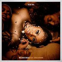 Remy Ma, Chris Brown – Melanin Magic (Pretty Brown)