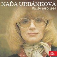 Přední strana obalu CD Singly (1980-1989)