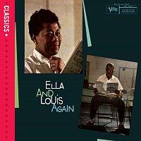 Přední strana obalu CD Ella And Louis Again [Classics International Version]
