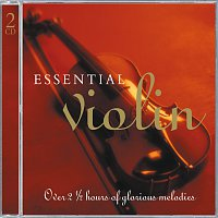 Přední strana obalu CD Essential Violin