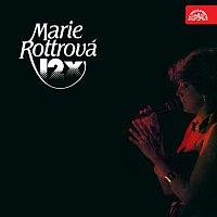 Přední strana obalu CD 12 x Marie Rottrová