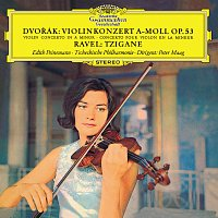 Peter Maag – Dvorak: Violin Concerto; Ravel: Tzigane [The Peter Maag Edition - Volume 16]