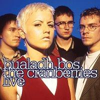 Přední strana obalu CD Bualadh Bos: The Cranberries Live