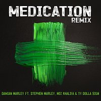 "Damian ""Jr. Gong"" Marley, Stephen Marley, Wiz Khalifa, Ty Dolla $ign – Medication [Remix]"