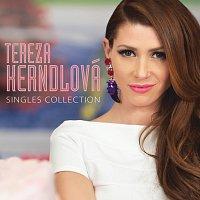 Přední strana obalu CD Singles Collection