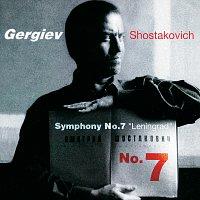 """Přední strana obalu CD Shostakovich: Symphony No.7 """"Leningrad"""""""