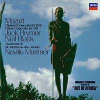Jack Brymer, Neil Black, Academy of St. Martin in the Fields, Sir Neville Marriner – Mozart: Clarinet Concerto / Oboe Concerto
