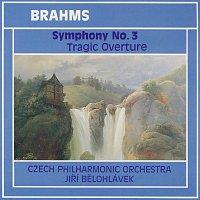 Česká filharmonie/Jiří Bělohlávek – Brahms: Symfonie č. 3, Tragická předehra