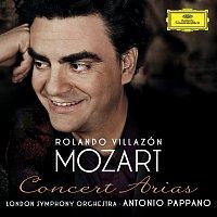 Rolando Villazón, London Symphony Orchestra, Antonio Pappano – Mozart: Concert Arias