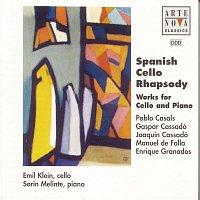 Emil Klein, Sorin Melinte, Manuel de Falla, Pablo Casals – Spanish Cello Rhapsody