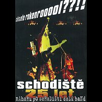 Nahoru po schodišti dolů band – Chcete Rokenrooool??!! 25 let DVD