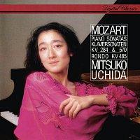Přední strana obalu CD Mozart: Piano Sonatas Nos. 6 & 17; Rondo In D Major