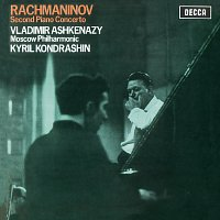 Vladimír Ashkenazy, Moscow Philharmonic Orchestra, Kirill Kondrashin – Rachmaninov: Piano Concerto No.2; 3 Etude-Tableaux