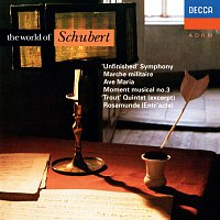 Různí interpreti – The World of Schubert