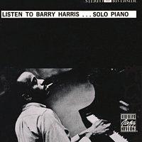 Přední strana obalu CD Listen To Barry Harris...Solo Piano [Reissue]