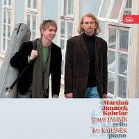 Tomáš Jamník, Ivo Kahánek – Martinů, Janáček & Kabeláč: Sonáty pro violoncello a klavír