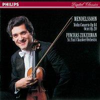 Pinchas Zukerman, St. Paul Chamber Orchestra – Mendelssohn: Violin Concerto; Octet