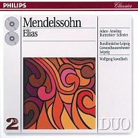 Theo Adam, Elly Ameling, Annelies Burmeister, Peter Schreier, Rundfunkchor Leipzig – Mendelssohn: Elijah [2 CDs]