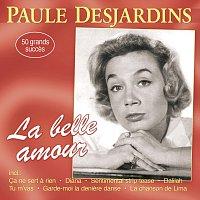 Přední strana obalu CD La belle amour - 50 grands succès