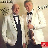 Josef Suk, Václav Hybš se svým orchestrem – Vyznání lásky /Suk hraje Maria/ MP3