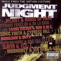 Přední strana obalu CD Judgement Night: Music From The Motion Picture