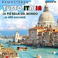 Domenico Modugno – Tutto Italia, Vol. 9 - La piu bella del mondo... e altri successi (Remastered)