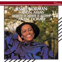 Jessye Norman, Orchestre de Chambre de Lausanne, Antal Dorati – Haydn: Arias