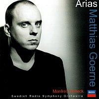 Matthias Goerne, Swedish Radio Symphony Orchestra, Manfred Honeck – German Opera Arias