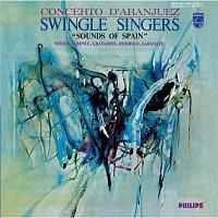 Přední strana obalu CD Concerto D'Aranjuez