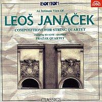 Pražákovo kvarteto – Janáček : Skladby pro smyčcové kvarteto