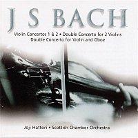 Joji Hattori, Scottish Chamber Orchestra – J S Bach: Violin Concertos