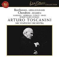 Arturo Toscanini, Luigi Cherubini, NBC Symphony Orchestra, Robert Shaw Chorale – Beethoven: Missa Solemnis, Op. 123 - Cherubini: Requiem Mass No. 1 in C Minor
