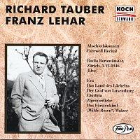 Radio Orchestra of Beromunster, Franz Lehár – Abschiedskonzert