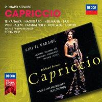 Kiri Te Kanawa, Uwe Heilmann, Hakan Hagegard, Olaf Bar, Wiener Philharmoniker – Strauss, R.: Capriccio