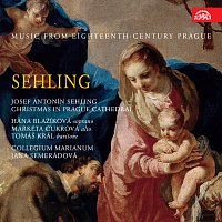 Collegium Marianum, Jana Semerádová – Sehling: Vánoce v pražské katedrále. Hudba Prahy 18. století