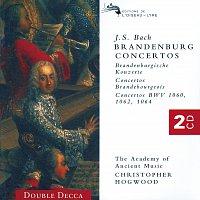 The Academy of Ancient Music, Christopher Hogwood – Bach, J.S.: The Brandenburg Concertos [2 CDs]