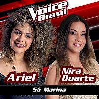 Ariel, Nira Duarte – Sá Marina [The Voice Brasil 2016]