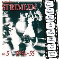 Přední strana obalu CD Toner Fra Strimlen 5 (1954-55)