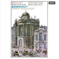 Vladimír Ashkenazy, London Wind Soloists – Mozart: Piano & Wind Quintet / Beethoven: Piano & Wind Quintet