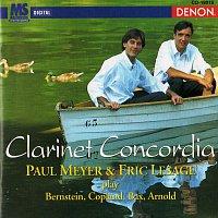 Eric Lesage, Paul Meyer – Clarinet Concordia