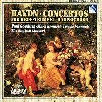 The English Concert – Haydn: Concertos for Oboe, Trumpet & Harpsichord